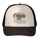 Midsummer Night's Dream Quote Trucker Hat