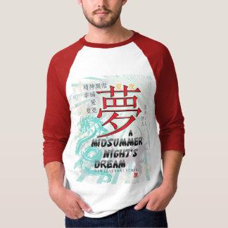 Midsummer Night's Dream -- raglan T-Shirt