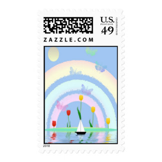 midsummer stamp