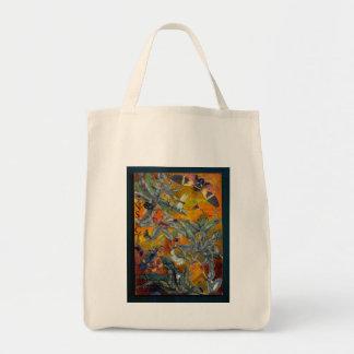 Midsummer Swarm Canvas Bags