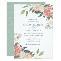 Midsummer Wedding Invitation