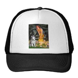 Midsummers Eve - Alaskan Malamute Trucker Hat