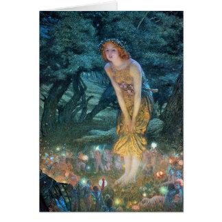 Midsummer's Eve Card