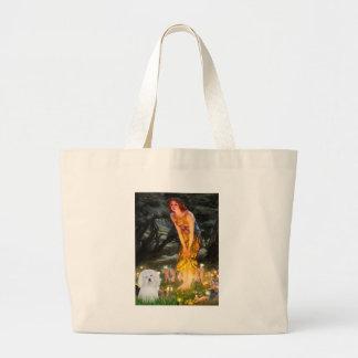 Midsummers Eve - Coton de Tulear 4 Canvas Bags