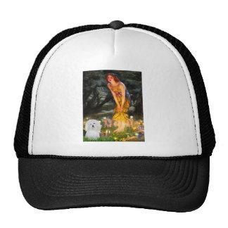 Midsummers Eve - Coton de Tulear 4 Trucker Hat