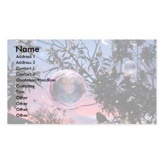 Midsummer's Eve Fairy Bubbles! Business Card