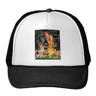 Midsummers Eve - German Shepherd 1 Trucker Hat