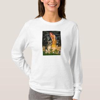 Midsummers Eve - German Shepherd 2 T-Shirt