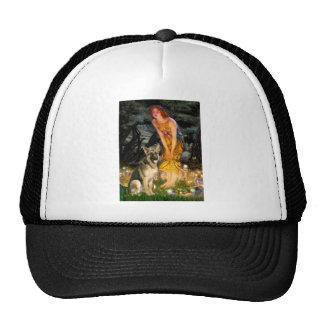 Midsummers Eve - German Shepherd 2 Trucker Hat