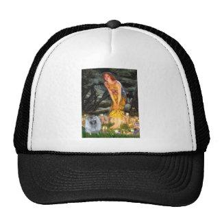 Midsummers Eve - Keeshond (F) Trucker Hat