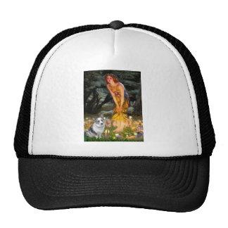 Midsummers Eve - Merle Welsh Corgi Trucker Hat