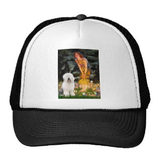 Midsummers Eve - Old English 3 Trucker Hat