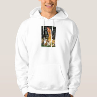 Midsummers Eve - Pembroke and Cardigan (two) Hoodie