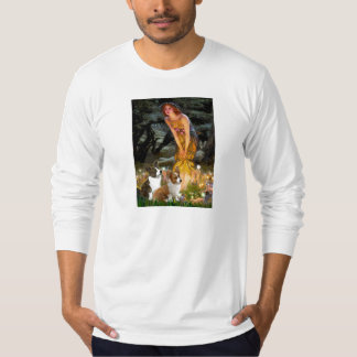 Midsummers Eve - Pembroke and Cardigan (two) T-Shirt