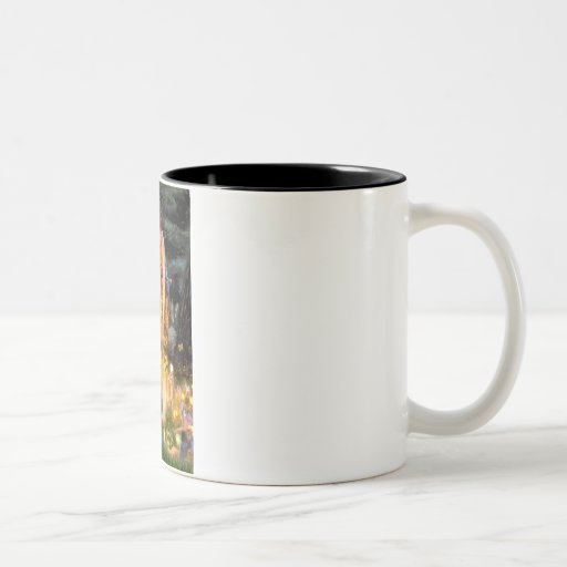 Midsummers Eve - Pembroke Welsh Corgi 7b Coffee Mug