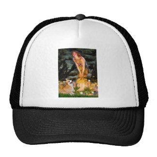 Midsummers Eve - Pembroke Welsh Corgi 7b Trucker Hat