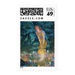 Midsummer's Eve Postage Stamp