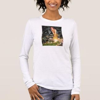 Midsummer's Eve - Rottweiler (#3) Long Sleeve T-Shirt