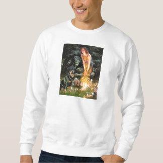 Midsummer's Eve - Rottweiler (#3) Sweatshirt