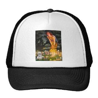 Midsummers Eve - Shih Tzu (P) Trucker Hat