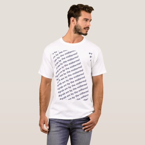 Midterm election get out the vote shirt