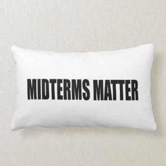 MIDTERMS MATTER PILLOW