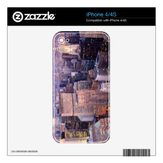 Midtown and Upper East Side iPhone 4 Decal