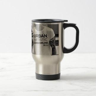 Midtown Clothing City Collection Travel Mug