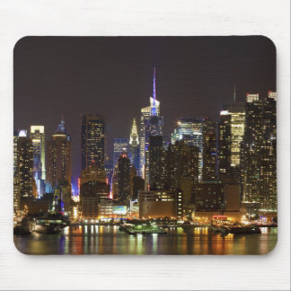 Midtown Manhattan as seen from Weehawken NJ Mouse Pad