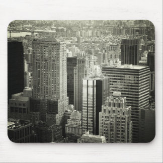 Midtown Manhattan Buildings Mouse Pad