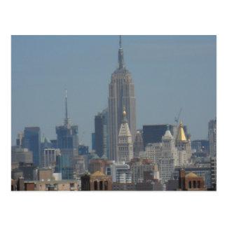 Midtown Manhattan New York City Postcard