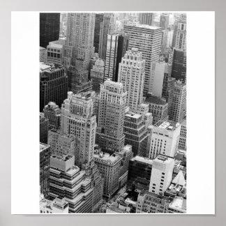 Midtown Manhattan Impresiones