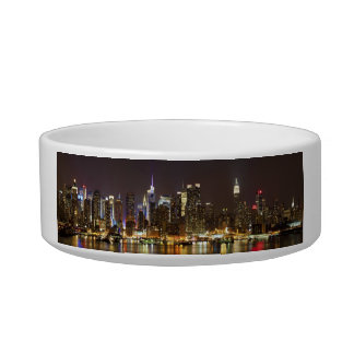 Midtown Manhattan seen from Weehawken New Jersey Bowl