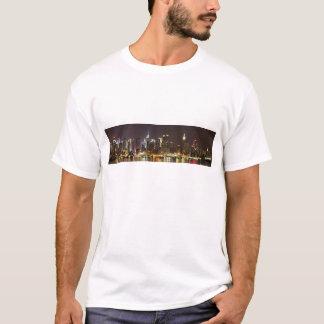 Midtown Manhattan seen from Weehawken New Jersey T-Shirt