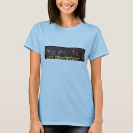 Midtown Manhattan seen from Weehawken New Jersey T-Shirt