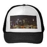 Midtown Manhattan según lo visto de Weehawken NJ Gorro De Camionero