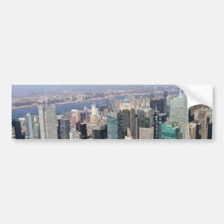 Midtown, New York City, los E.E.U.U. Pegatina Para Auto