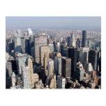 Midtown, New York City, los E.E.U.U. Postales