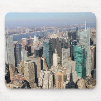 Midtown, New York City, los E.E.U.U. Tapete De Ratón