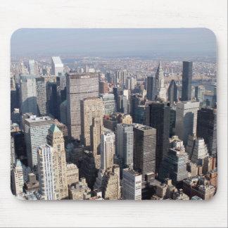 Midtown, New York City, los E.E.U.U. Alfombrilla De Ratones