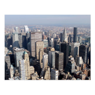 Midtown, New York City, los E.E.U.U. Tarjeta Postal