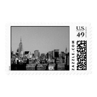 Midtown NYC Timbre Postal
