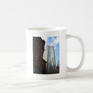 Midtown Skyscraper Reflection, New York City Coffee Mug