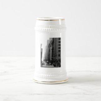 Midtown Streets Beer Stein