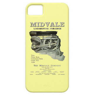 Midvale Steam Locomotive Forgings 1924 iPhone 5 Covers