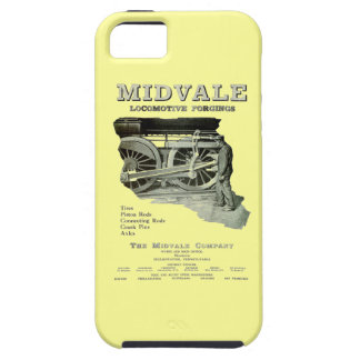 Midvale Steam Locomotive Forgings 1924 iPhone SE/5/5s Case