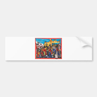 Midway Bumper Sticker