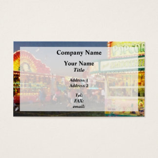 Midway Business Card