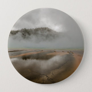 Midway Geyser Basin in Yellowstone National Park Button