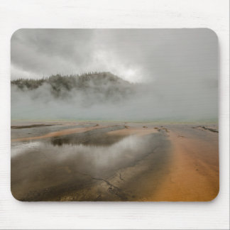 Midway Geyser Basin in Yellowstone National Park Mouse Pad
